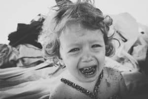baby, cry, sad